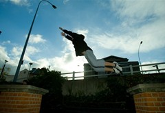Parkour in Chatham
